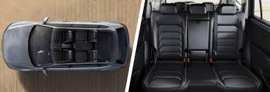 volkswagen atlas seating 2017 vw tiguan 7 seater price specs release date carwow