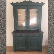 vintage rustic hutch china cabinet for sale in santa monica ca