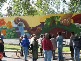 eco city farms community celebrates mural and farm expansion today community celebrates mural and farm expansion today