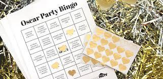 printable oscar bingo and scorecards hgtv u0027s decorating u0026 design