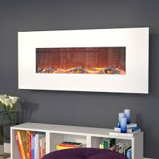 best wall mounted fireplaces electric zipcode design ivory wall mounted electric fireplace u0026 reviews