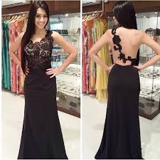 one shoulder prom dresses lace evening dress chiffon prom dress