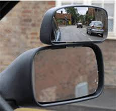 Driving Blind Spot Check Driving Instructor Mirrors