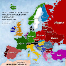 European Countries Map Quiz by Top 30 Maps And Charts That Explain The European Union