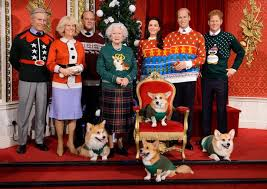 the royal family pictured like never before in jumpers