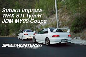 subaru coupe rs subaru impreza typer coupe jdm my99 wrx sti youtube