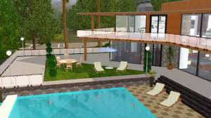 Clinton Houses The Sims 3 House Franklin Clinton On Vinewood Hills Of The Game