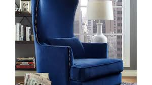 Blue Accent Chairs For Living Room Navy Blue Accent Chair Chairs At Low Prices Thedailygraff