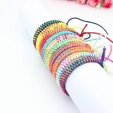 string friendship bracelet images Bohemian brand bangle weave cotton friendship bracelet woven rope jpg