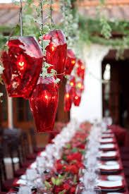 oo pretty christmas elegant table decorations fashionable trays 69