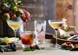 cocktails 3 festive drinks to impress buro 24 7