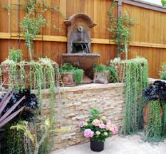 Water Fountains For Backyards by Backyard Fountains Back Yard Projects To Create An Outdoor Sanctuary