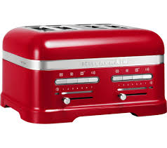 Red Toasters For Sale Elgento 2 Slice Toaster Red Toasters For Sale