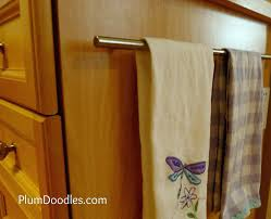 kitchen towel bars ideas fascinating kitchen towel rack image for kitchen towel bar