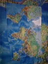 World Map Bedding Bedding Outlet World Map Bedding Set Vivid Printed Blue Bed Cover