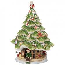 Villeroy And Boch Christmas Table Decoration by Christmas Toys Memories Large Christmas Tree Children Villeroy