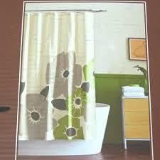 Grey Green Shower Curtain Dwell Studio Shower Curtain Target Gopelling Net