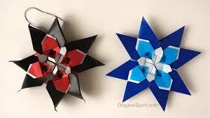 make a meditative quilt easy paper ornament