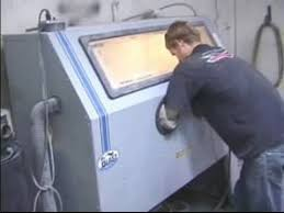 Sandblast Cabinet Parts How To Replace A Car Trunk How To Use A Sand Blast Cabinet On