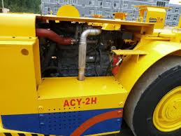 turning angle 40 underground utility vehicle load haul dump