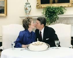 Nancy Reagan Signature Nancy And Ronald Reagan Remembering A Classic Love Story Cbs News
