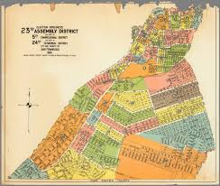 Map Of San Francisco Districts by Election Precincts 23rd Assembly District And Part Of 5th