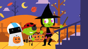 halloween comes to pbs kids with new programming games and