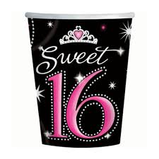Pink And Black Sweet 16 Decorations Sweet 16 Special Events Party Supply Store In Ak
