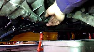 how to series ep82 91 manual transmission oil change youtube