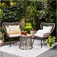 what is the best for teak furniture the best outdoor furniture for small spaces southern living