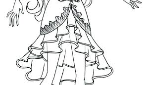 monster high coloring pages baby abbey bominable monster high coloring pages docclub info