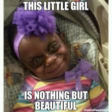 Little Meme - this little girl is nothing but beautiful meme leprechaun baby