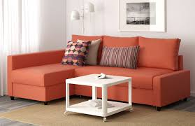 canapé friheten ikea friheten sleeper sectional 3 seat skiftebo orange skiftebo