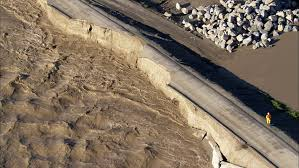 Nevada traveling images An aerial shot of cars and trucks traveling through the desert of jpg