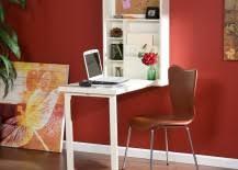 Fold Out Desk Diy 20 Space Saving Fold Desks