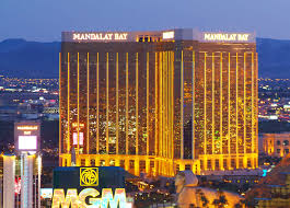 Las Vegas Strip Map by Mandalay Bay Las Vegas Mandalay Tropical Resort Las Vegas