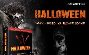 halloween 3 disc limited collector u0027s edition unboxing