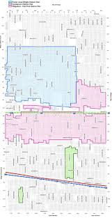 City Of Chicago Zoning Map by Historic District Boundaries Village Of Oak Park