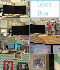 Office Cubicle Decorating Ideas 48 Best Cute Cubicle Ideas Images On Pinterest Diy Cubicle