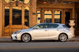 lexus chrome 2016 lexus ct 200h gets new chrome grille optional moonroof
