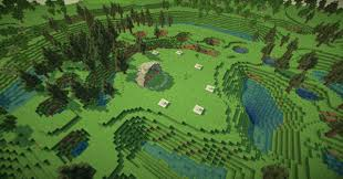 Hunger Games World Map by Hunger Games Map Minecraft Project