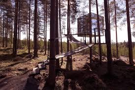 tree hotel sweden treehotel se the mirrorcube