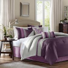 silver and purple bedding purple and silver sequin bedding bling