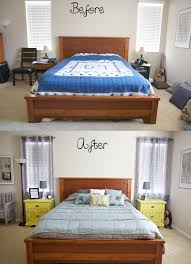 emmy mom one day at a time master bedroom makeover on a budget bed