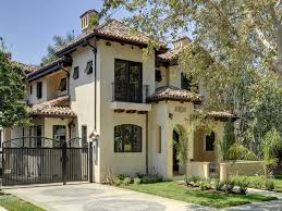 Beautiful Mediterranean Homes Beautiful Spanish Style Ranch House House Design And Office