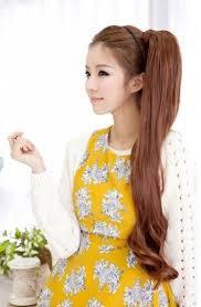 cutes aline hair cute korean hairstyles for long hair 12 cutest korean hairstyle