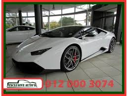 used lamborghini huracan used lamborghini huracan cars for sale in durban on auto trader