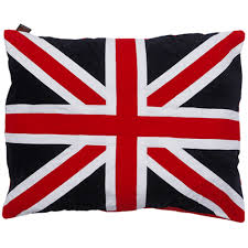 Beitish Flag British Flag Dog Beds That Are A Must For Patriotic Pets