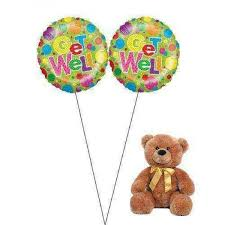 get well soon bears delivery send get well soon balloons give to this and