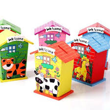 coin banks buy free shipping ladybug coin piggy bank home